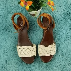 🌹CATO Brown Wedge🌹
